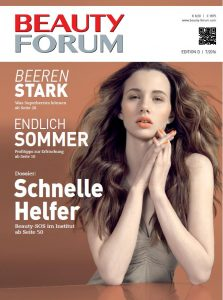 Beauty Forum Titelblatt